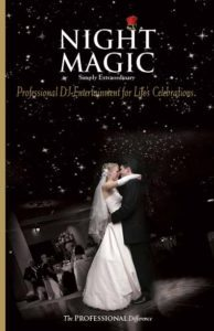 Evening of Magic Brochure