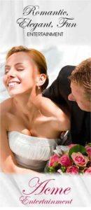 Romance DJ Brochure