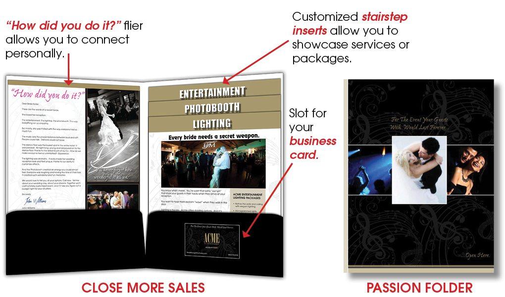 Sales Kit for DJs