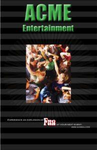 "DJ ""Party"" Brochure"