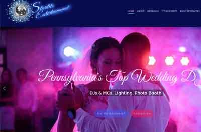 starlite dj home page